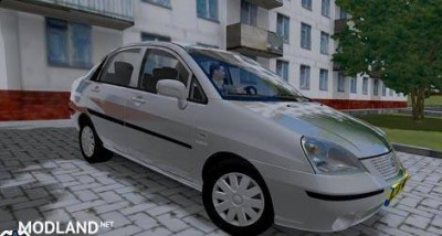 Suzuki Liana Car [1.4], 1 photo