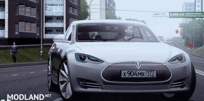 Tesla Model S Car [1.4], 1 photo