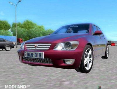 Toyota Altezza [1.3.2], 1 photo