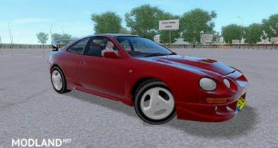 Toyota Celica GT Four ST205 – 1.2.5, 1 photo