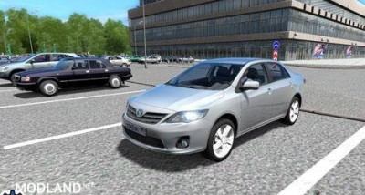 Toyota Corolla Car Download [1.4], 1 photo