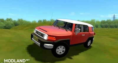 Toyota FJ Cruiser Car [1.4]