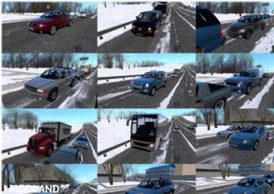 Traffic Pack [1.4.1], 1 photo