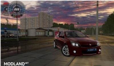 Vauxhall Astra VXR Car [1.4.1]