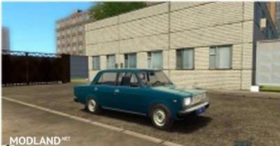 VAZ 2107 Car [1.4.1], 1 photo