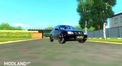 Volkswagen Bora Car [1.4.1], 1 photo