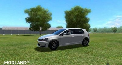 Volkswagen Golf Gti 2014 Car [1.4.1], 1 photo