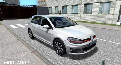 Volkswagen Golf GTI MK7 2014 Model Car [1.4.1] - Direct Download image
