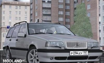 Volvo 850 Estate 1997 [1.5.2], 1 photo