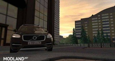 Volvo XC90 2016 - Direct Download image