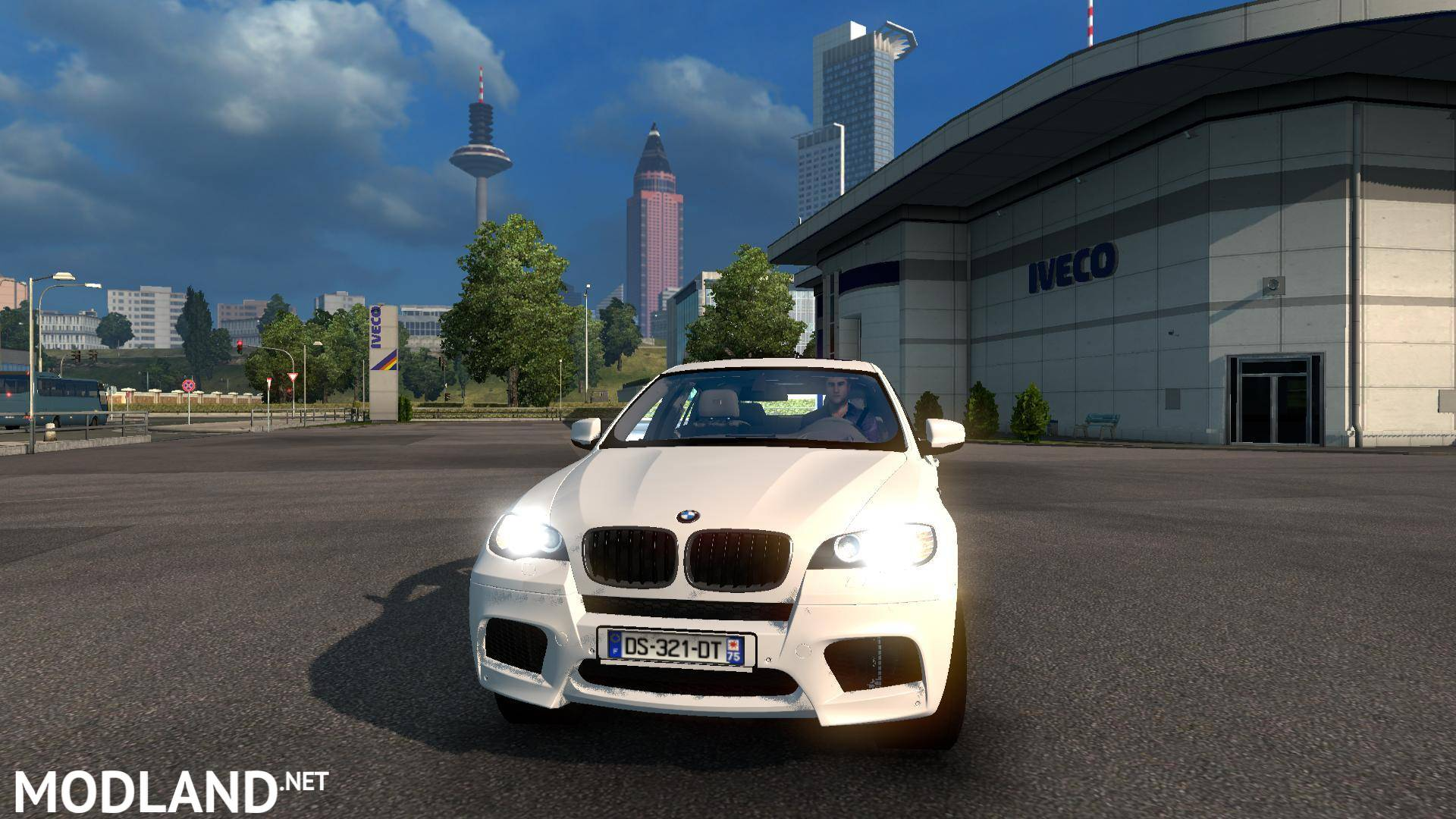 Bmw X6 V3 2 Furkansevke 1 19 X Fixed Mod For Ets 2