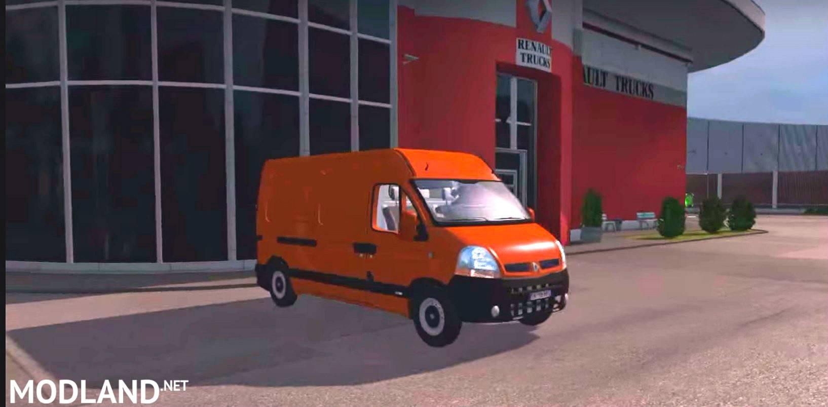 Renault Master V 2 0 Mod For Ets 2