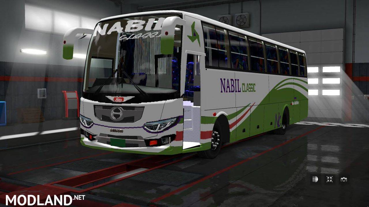 Volvo Truck Dealer >> Hino AK 1J Non AC for 1.31 mod for ETS 2