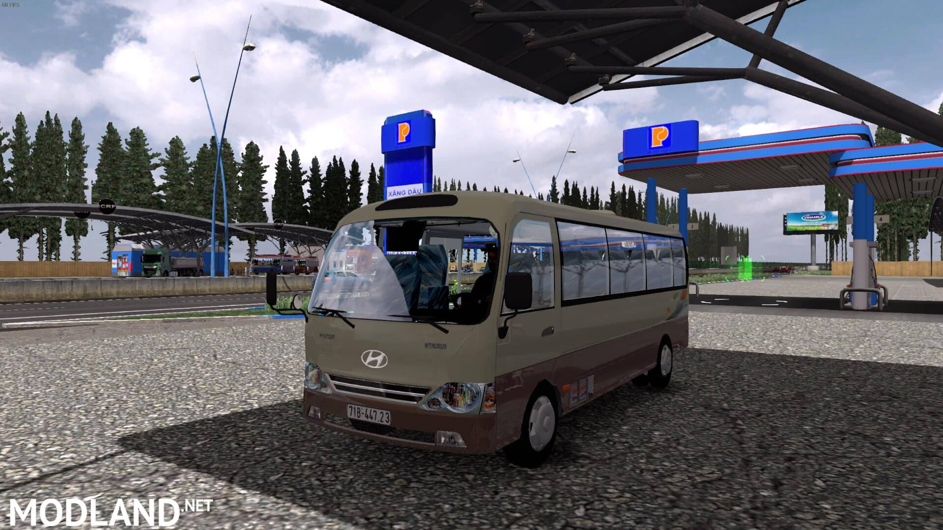 Hyundai County 2017 1 24 1 25 1 26 mod for ETS 2