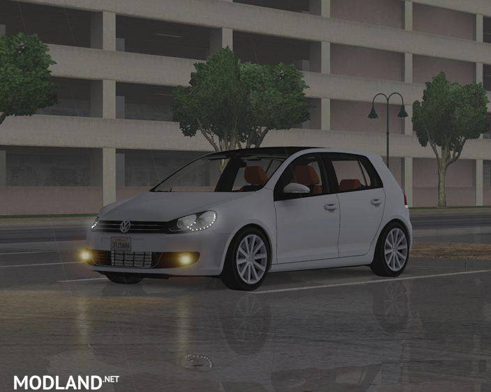 Golf MK6 14 TSI 1 Photo