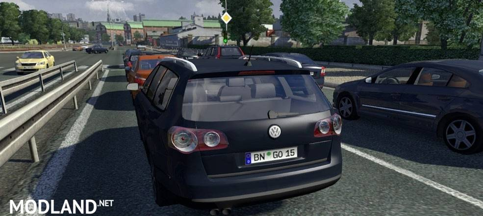 Vw Passat 2 0tdi Mod For Ets 2