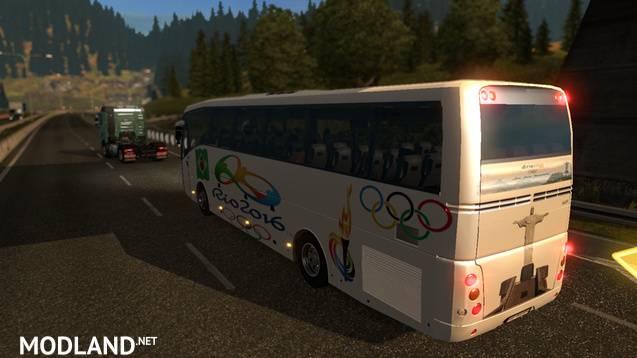 Bus traffic v 1 4 mod for ETS 2