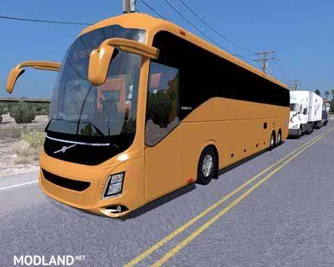 Pack buses Mexicanos ETS2 y ATS mod for ETS 2