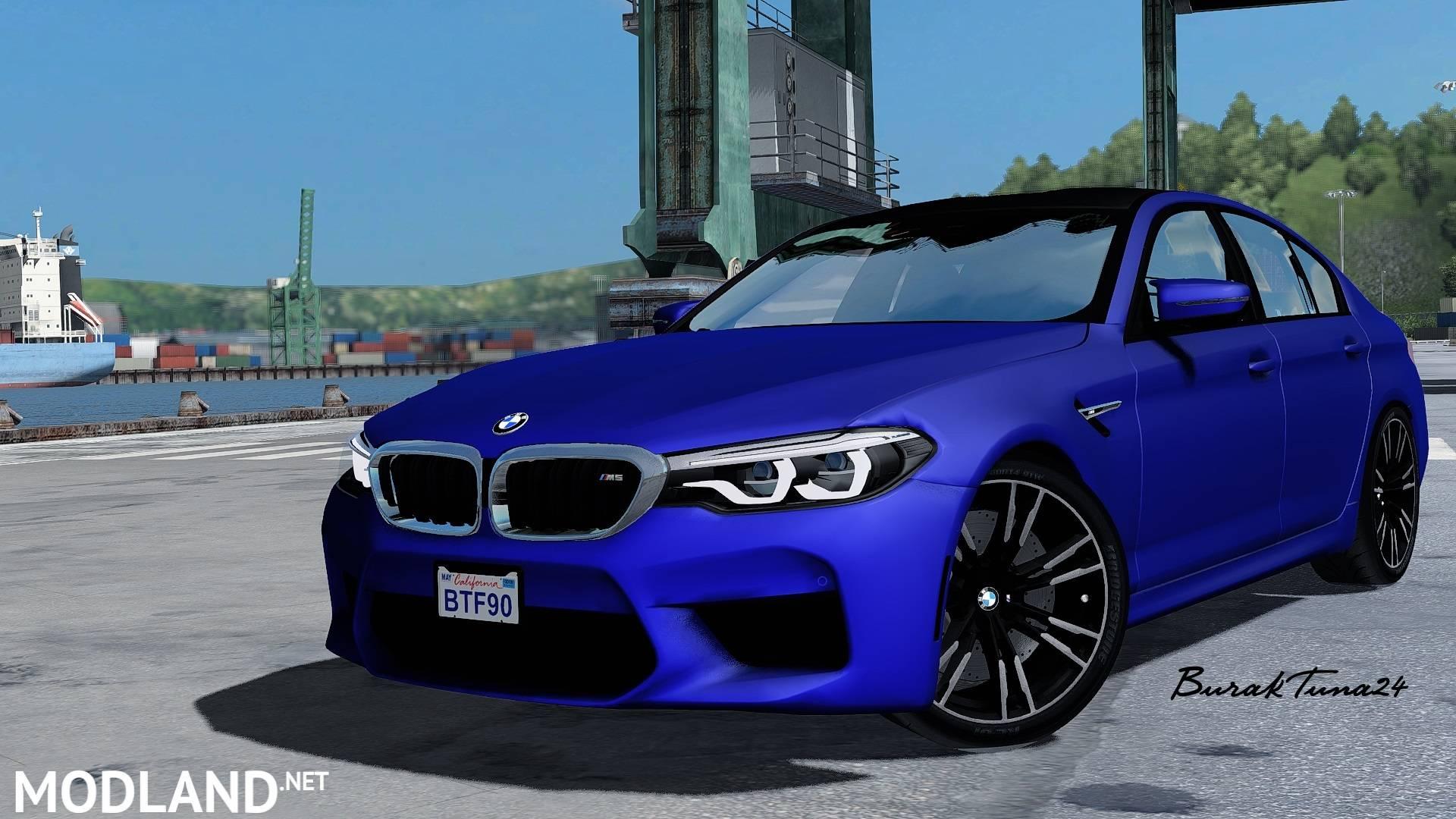 BMW M5 F90 by BurakTuna24 4 photo