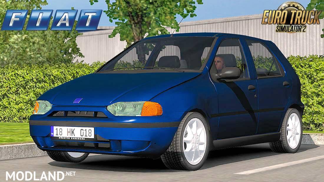 Fiat Palio 1 4el 1998 V1 0 Mod For Ets 2