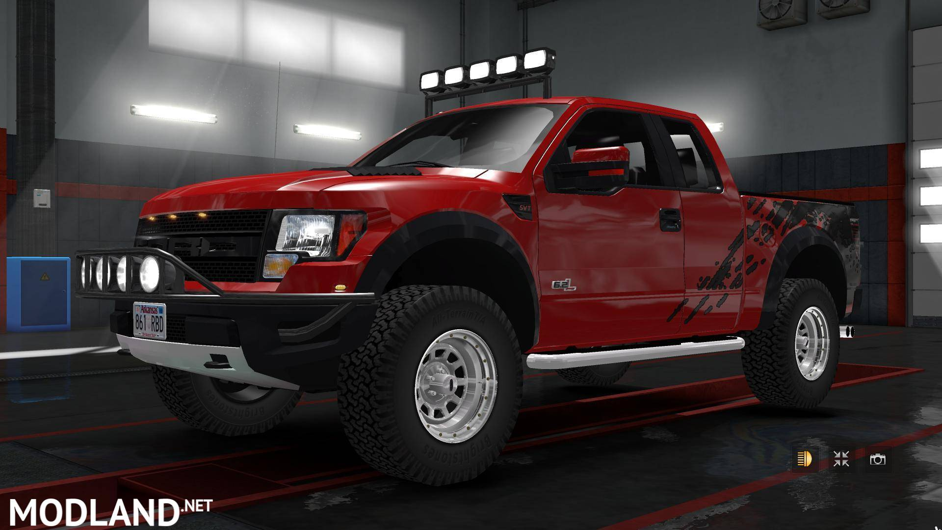raptor ford svt pin motorsport f cars northwest
