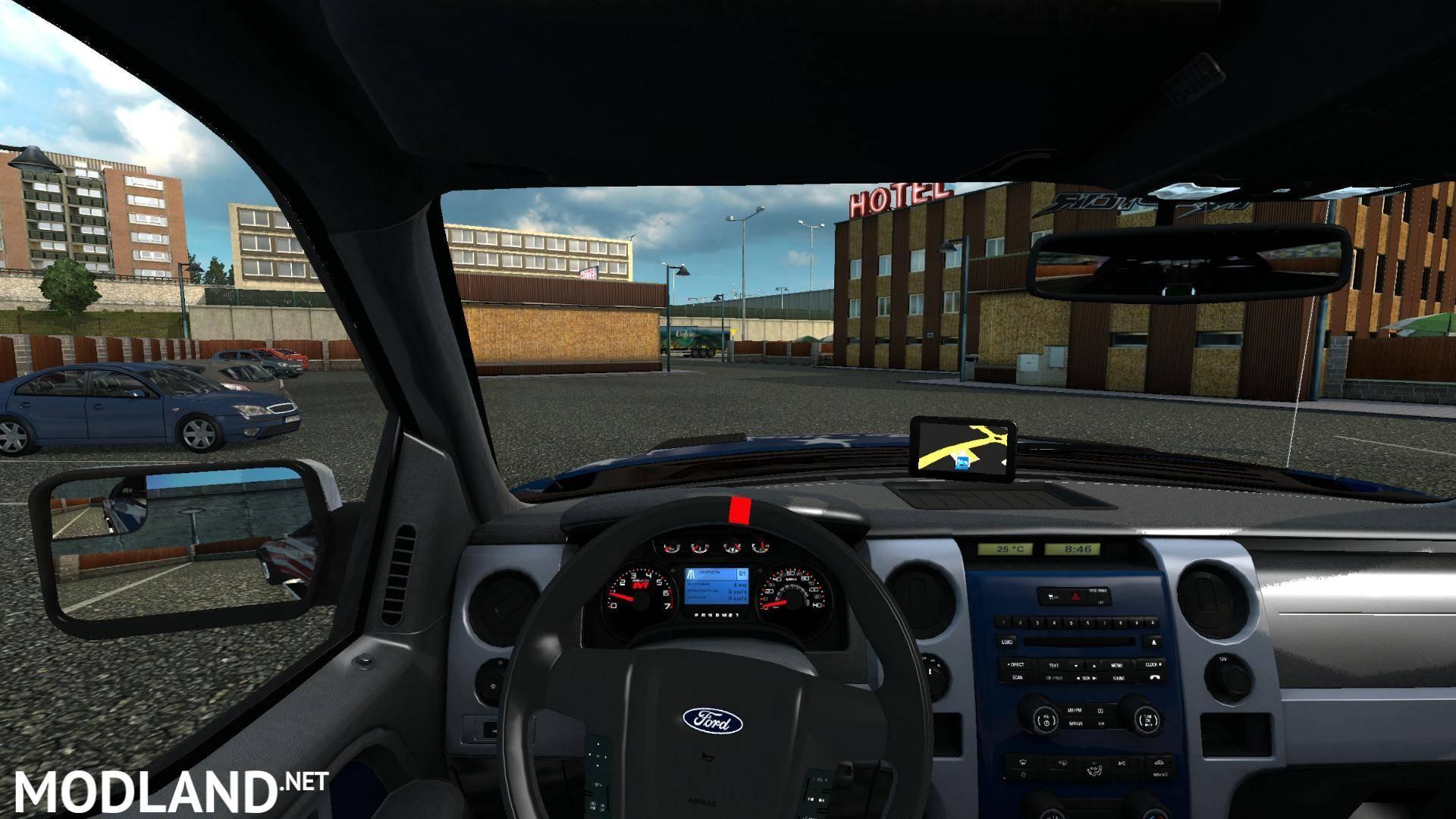 Ford F150 Svt Raptor V2 3 1 27 Mod For Ets 2