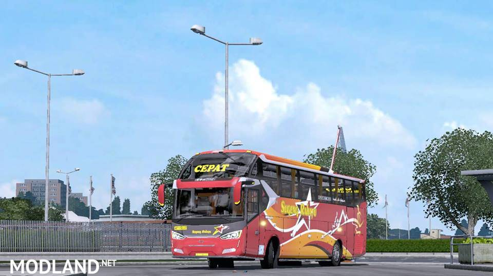 Mod Bus SR2 XHD PRIME by FPS Indonesia