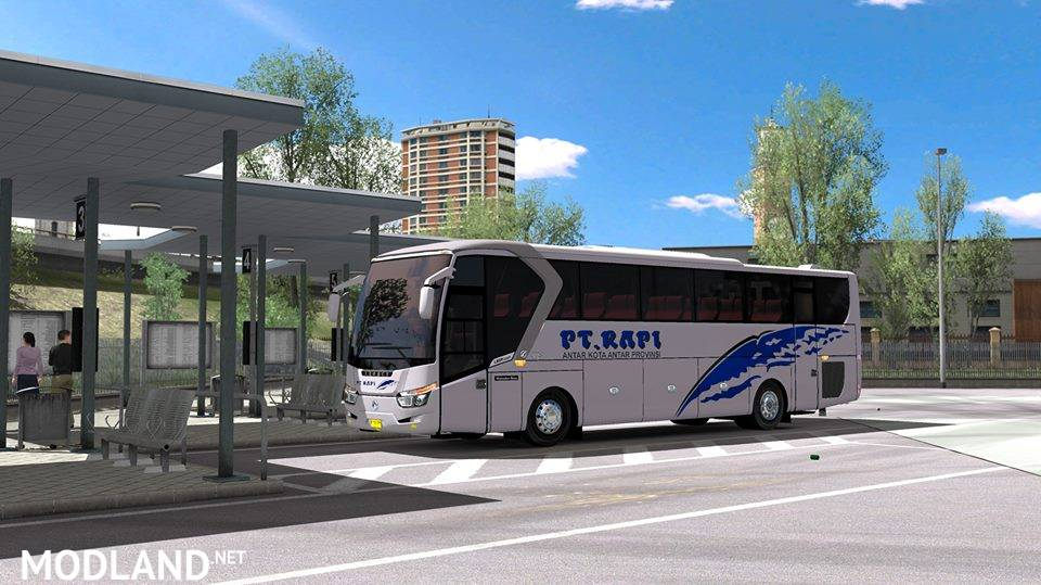 Mod Bus Indonesia Legacy SR1 SPH Up BWS Support V1.25-