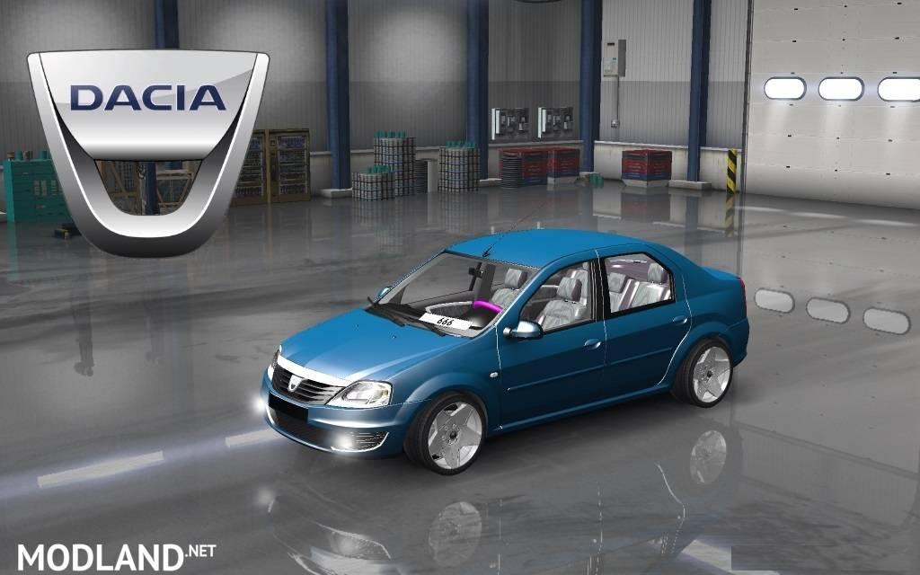 Dacia Logan 2008 1.34.x