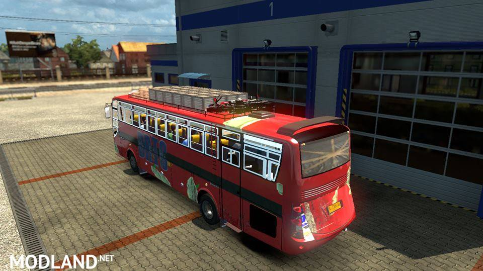 BRTC Broken Bus Mod For x1.27-1.30