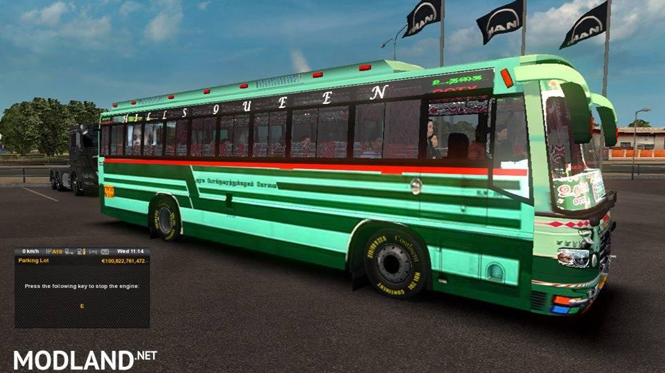 Maruti v2 bus and tamilnadu skin 1.30 +