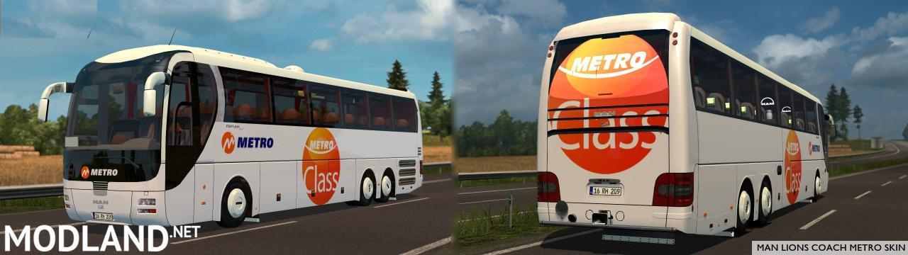 Man Lion Coach v1.37, 1.38