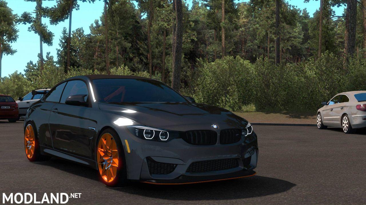 BMW M4 GTS 2016 RWD Fix