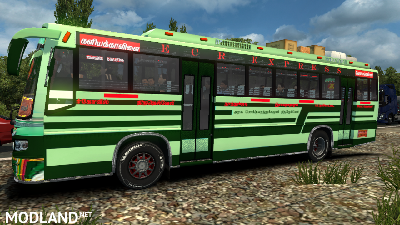 TamilNadu Velankanni bus Mod HD