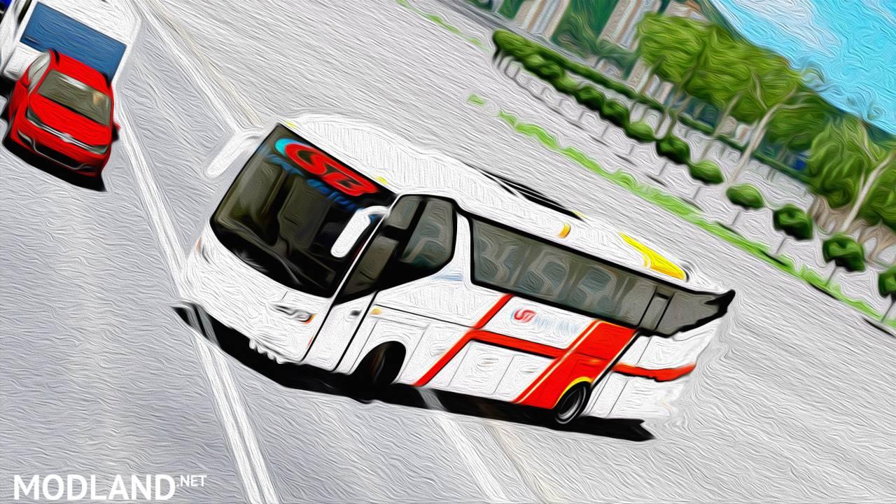 Laksana SR3 Bus Mod For 1.27-1.31