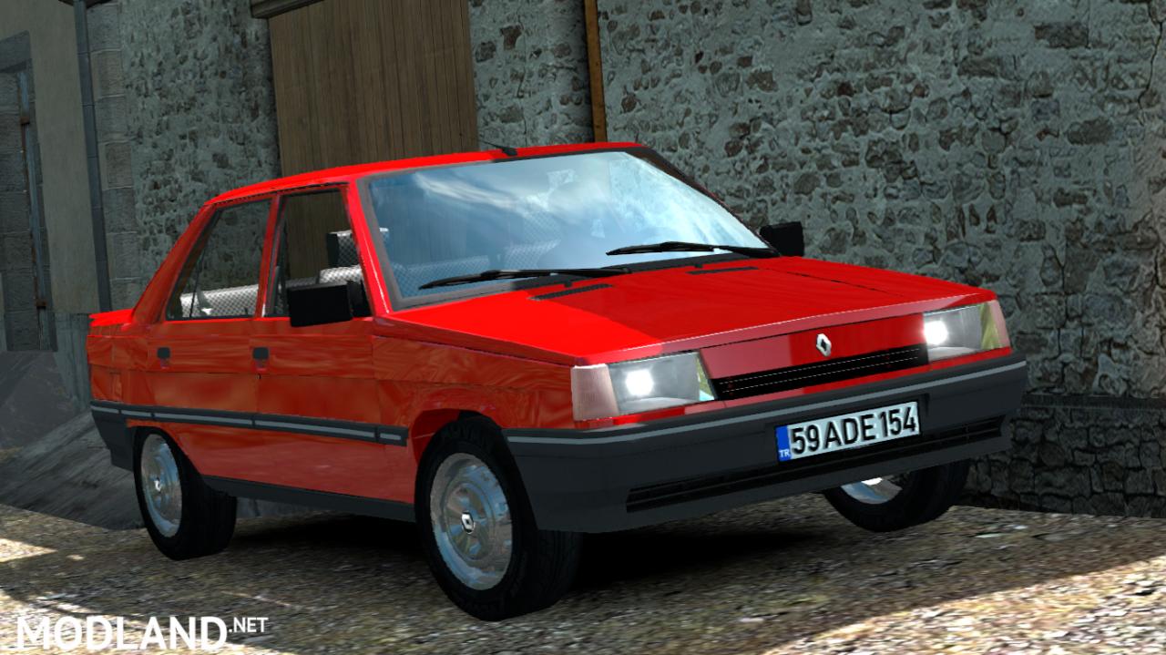 Renault 9 V1R20 ETS2 (1.36)