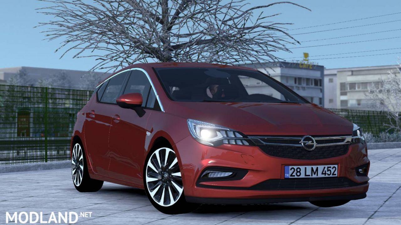 Opel Astra K V1R1 (1.36)