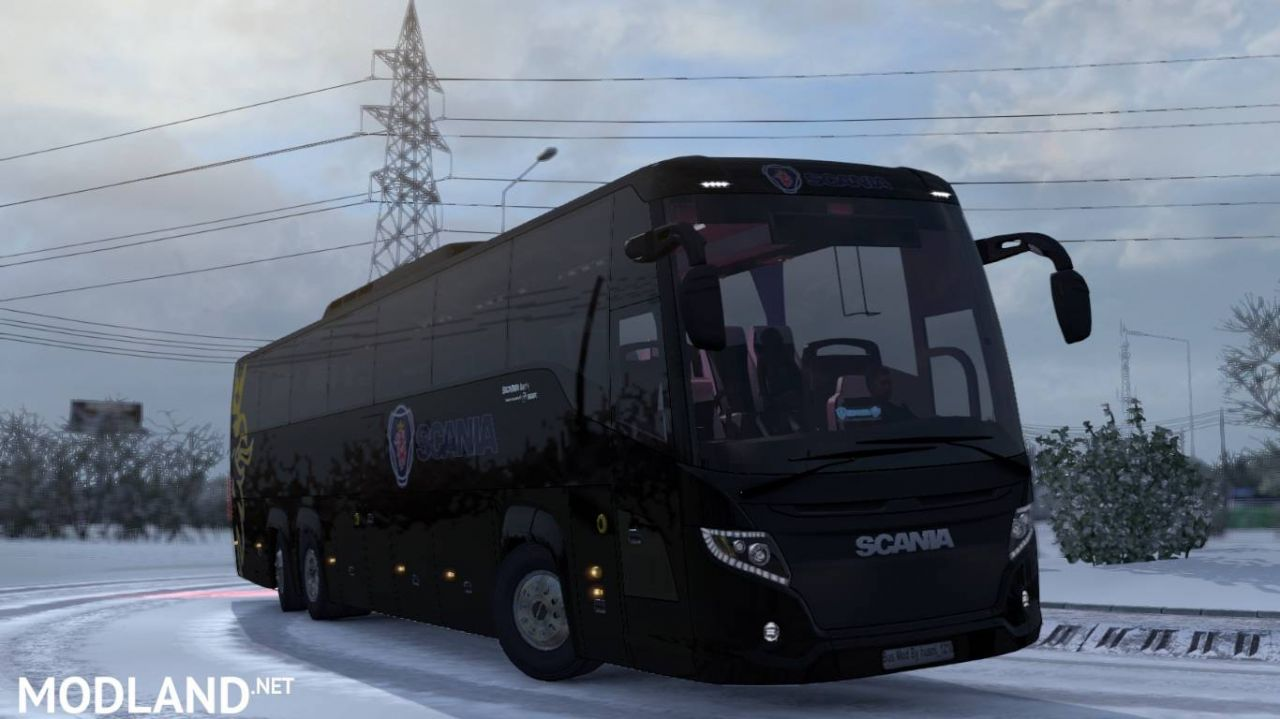 Scania Touring R30 (1.37)