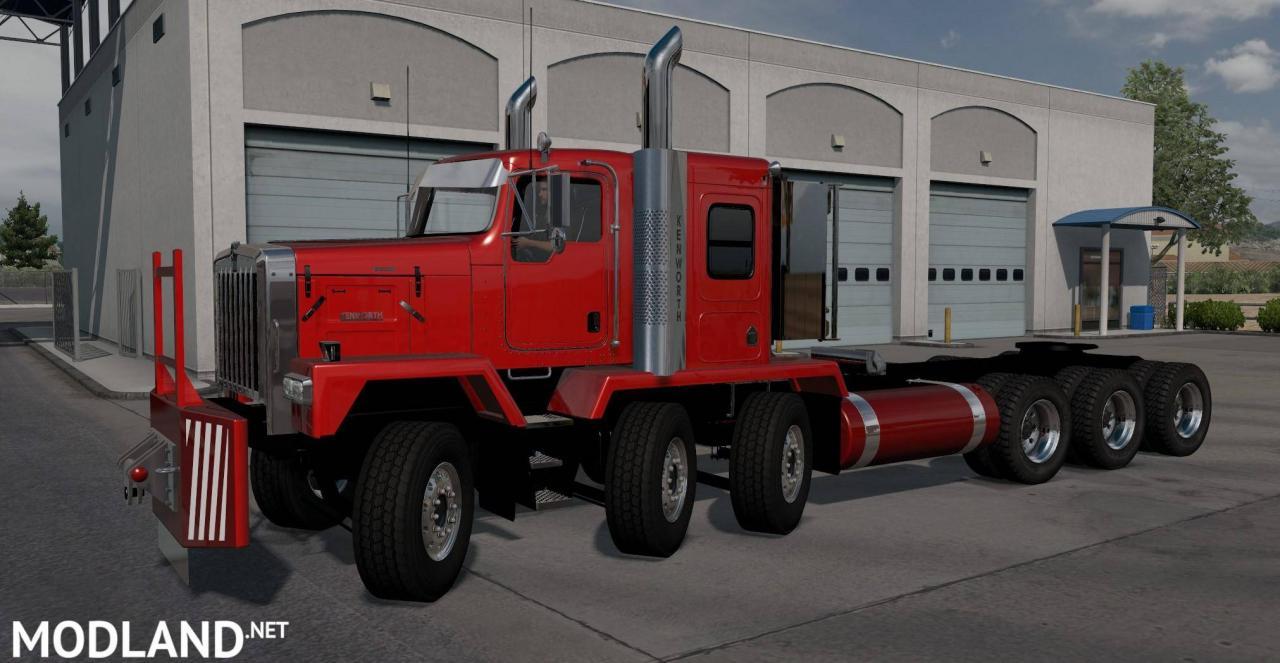 Kenworth c500 custom 1.38