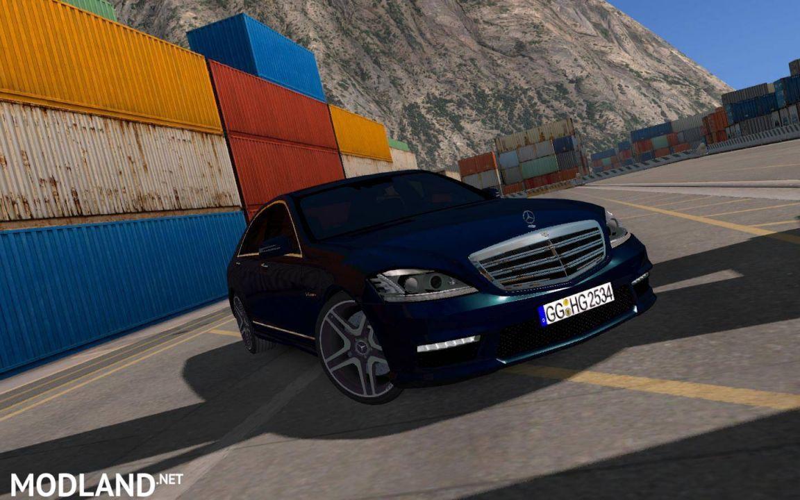 Mercedes-Benz S65 AMG 1.35.x