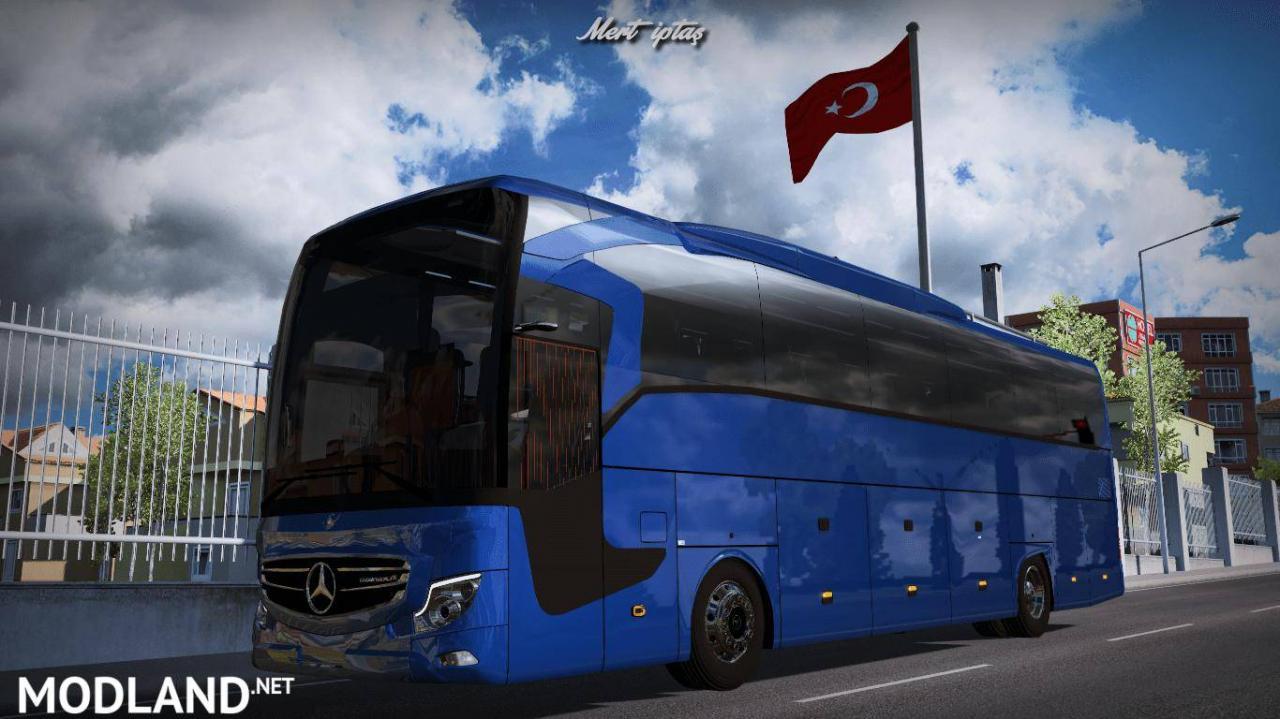 Mercedes Benz Travego X 2020