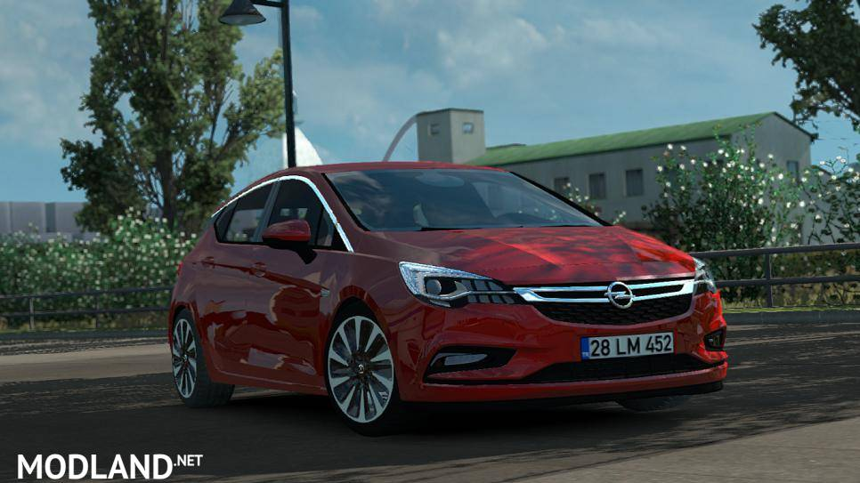 Opel Astra K – Beta 3 – 1.35