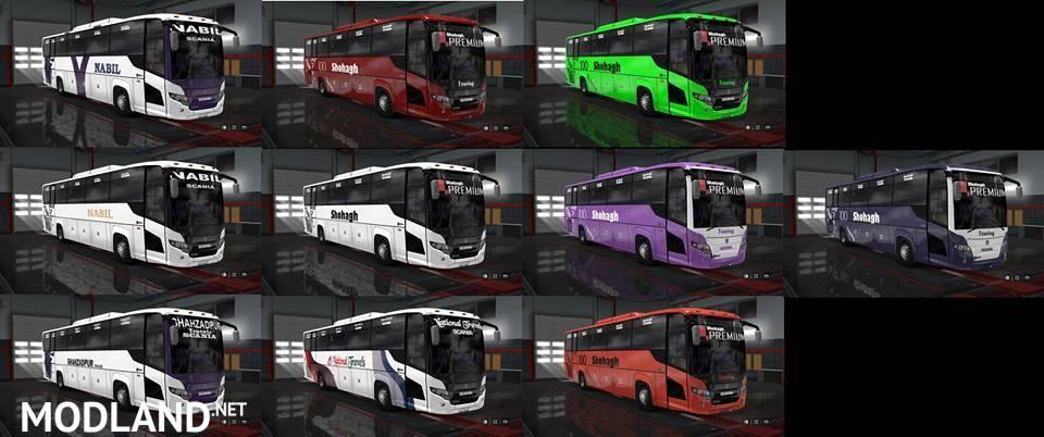 Scania touring 1.22 to 1.30