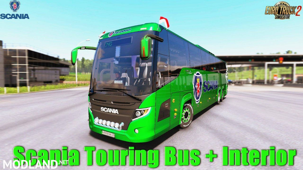 Scania Touring Bus 1.33