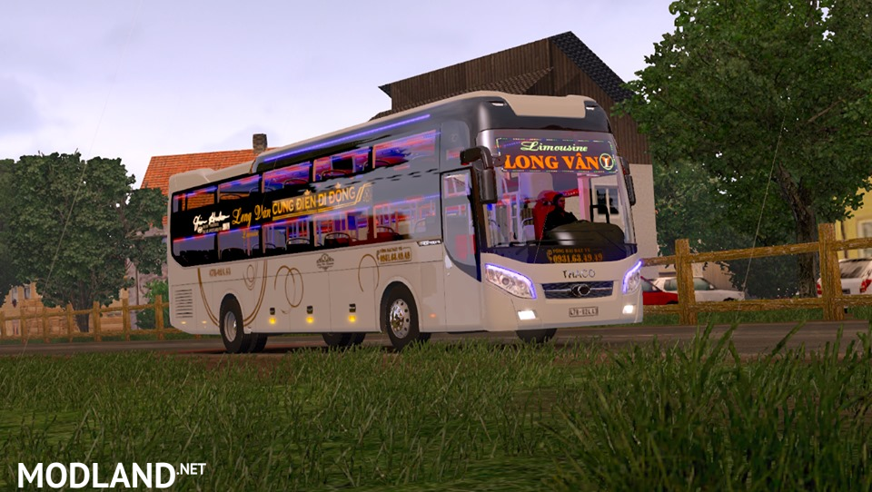 Thaco 2018 1.33 ETS2 NEW luccis2