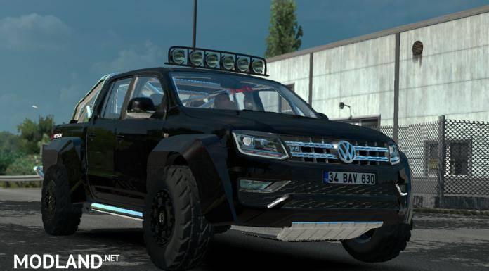 Volkswagen Amarok V6 V1R11 (1.35)