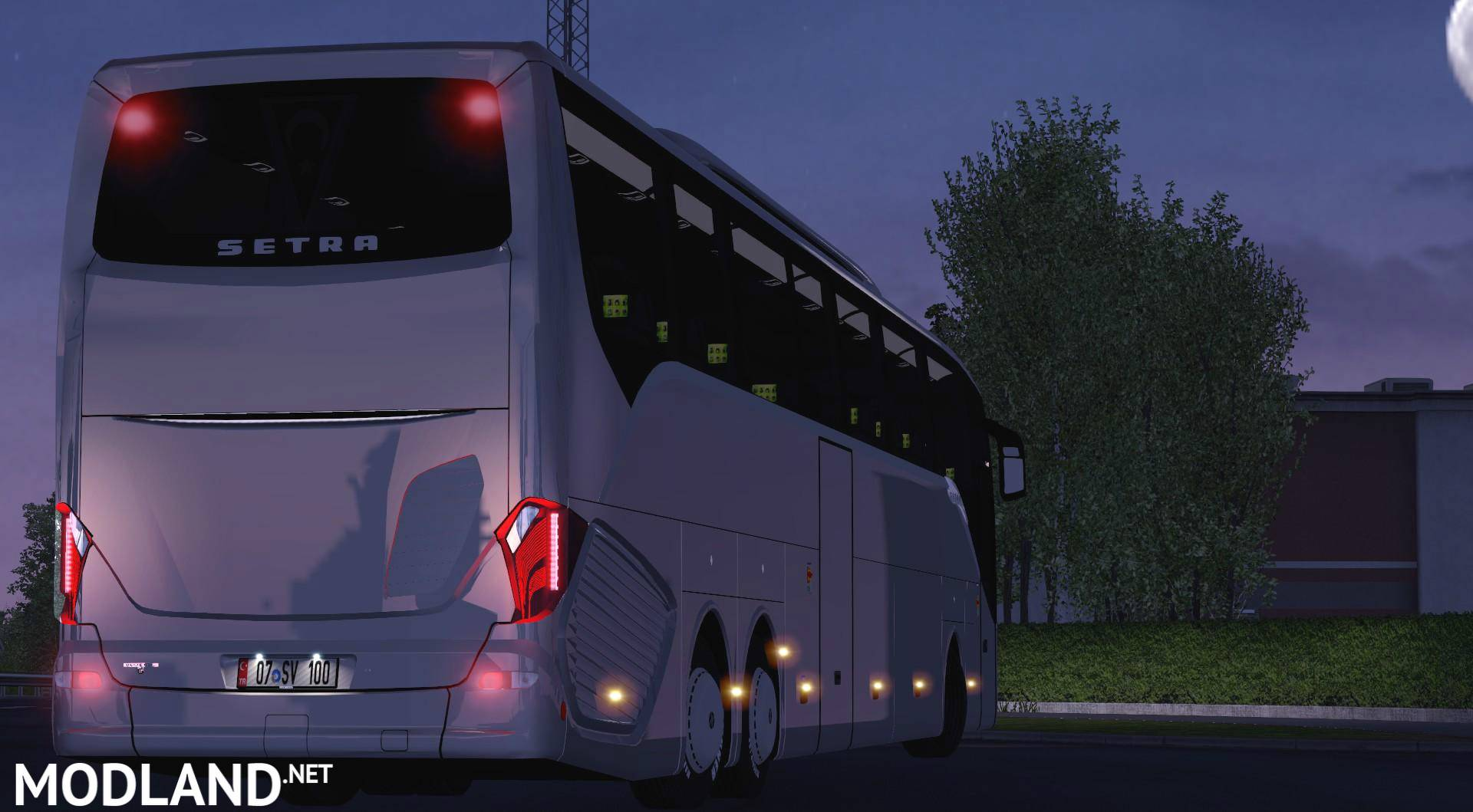 setra 519 hd mod for ets 2. Black Bedroom Furniture Sets. Home Design Ideas