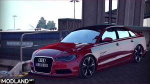 Audi A6 Stance 1.35x1.36, 1 photo