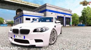 BMW F10 Series 5 (Alpha Version) v1.0 (1.27.x) for ETS 2, 2 photo