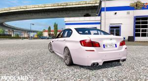 BMW F10 Series 5 (Alpha Version) v1.0 (1.27.x) for ETS 2, 3 photo